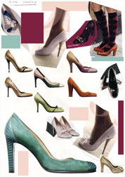 Shoe Research for Female Collection